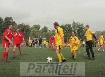 Футбол для неповносправних – більше, ніж ліки