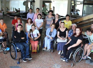 Олег Дрюма: «Плануємо збудувати спеціальне містечко, адаптоване для проживання людей з інвалідністю»