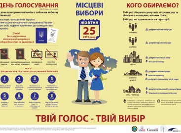IFES Ukraine Event Email: Libraries serve as informational centers for voters