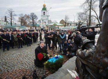 Звернення Президента України з нагоди Дня вшанування учасників бойових дій на території інших держав