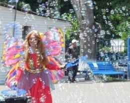 В Одесі для особливих дітей провели веселі свята