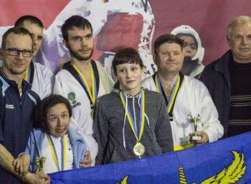 Спортсмени з інвалідністю показували чудеса на чемпіонаті Вінниччини з паратхеквондо