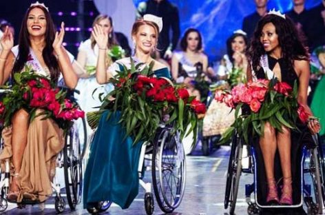 Miss Wheelchair World – 2017