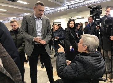Валерій Сушкевич: «Ми зробили найкращу, найбільшу та повністю доступну станцію метро «Святошин» – приклад системного підходу по вирішенню питань доступності для МГН